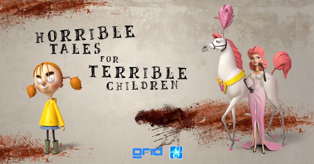 Horrible Tales for Terrible Children