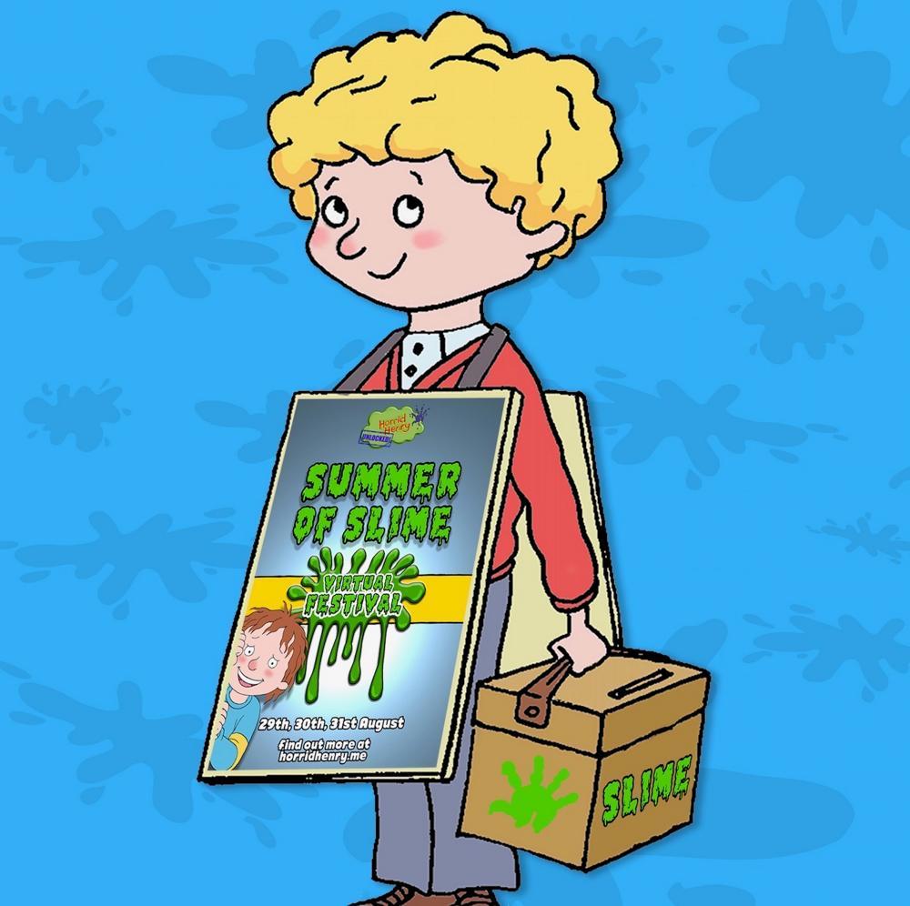 Horrid Henry: Summer of Slime