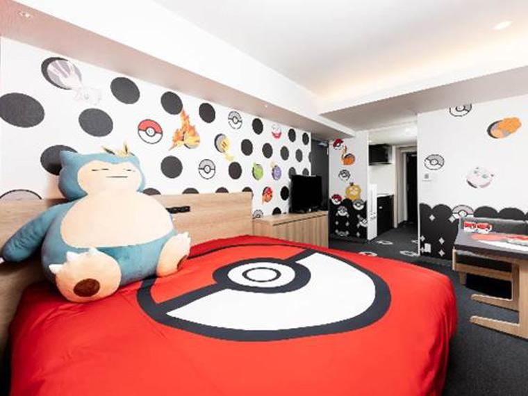 Hotel Mimaru Pokemon Room