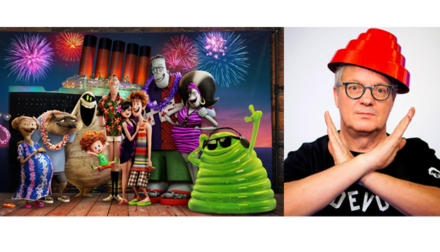 Hotel Transylvania 3: Summer Vacation, Mark Mothersbaugh
