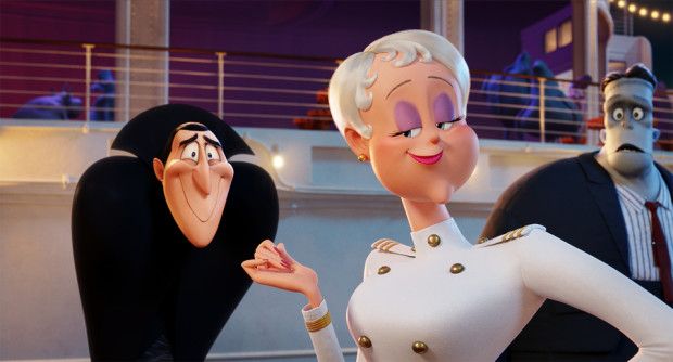 Trailer Drac S On The Prowl And So Is Van Helsing In Hotel Transylvania 3
