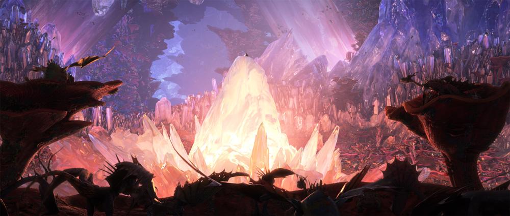 How to Train Dragon: The Hidden World