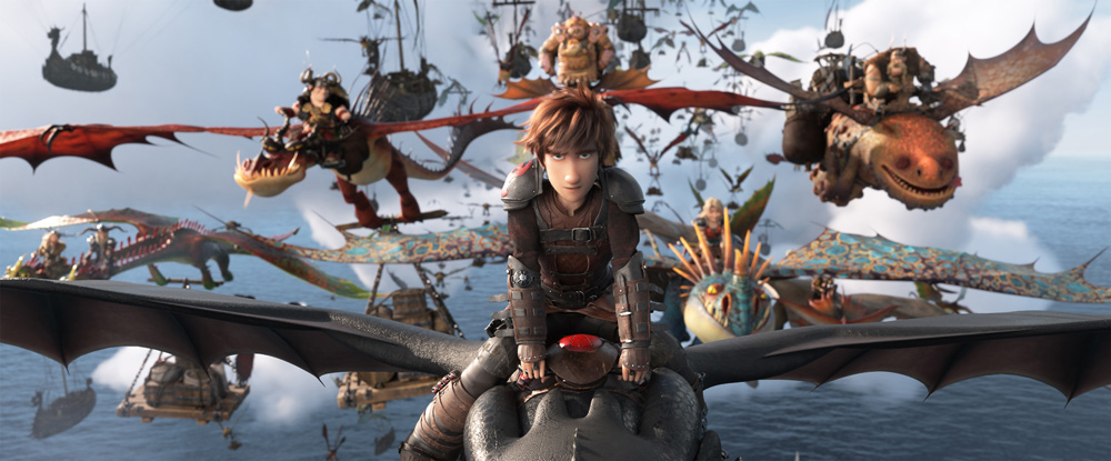 How to Train Dragon: The Hidden World
