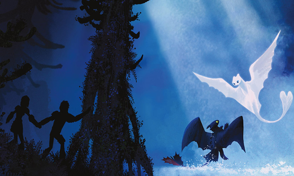 dark horse flies with new �how to train your dragon� book
