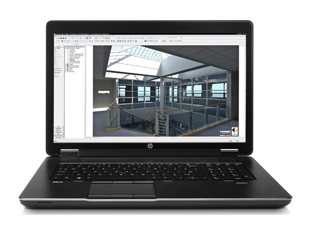 HP's ZBook 17