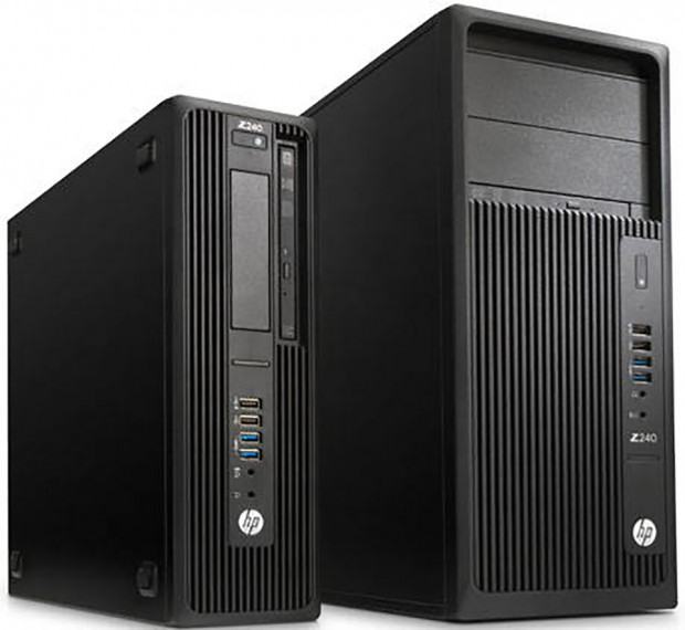 Hewlett-Packard Z Workstation