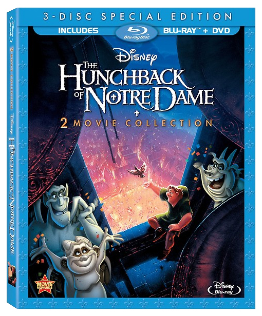 The Hunchback of Notre Dame I & II