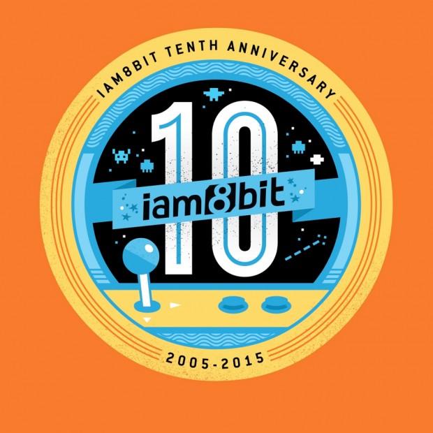 iam8bit 10th Anniversary