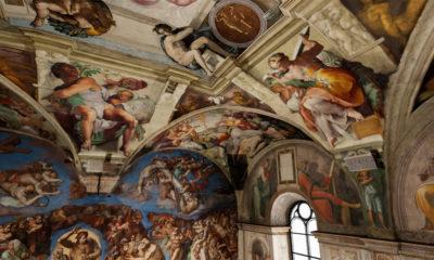 Il Divino: Michelangelo's Sistine Ceiling in VR