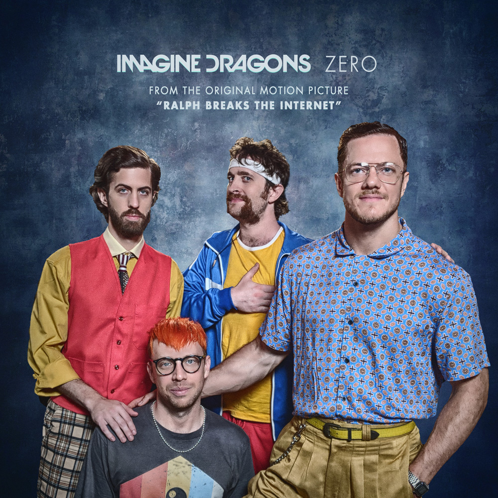 "Imagine Dragons ""Zero"""