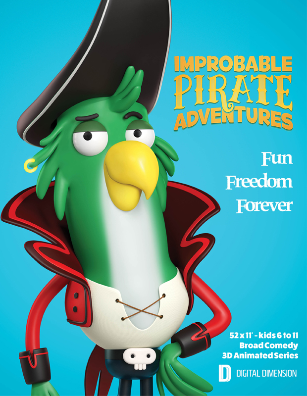 Improbable Pirate Adventures