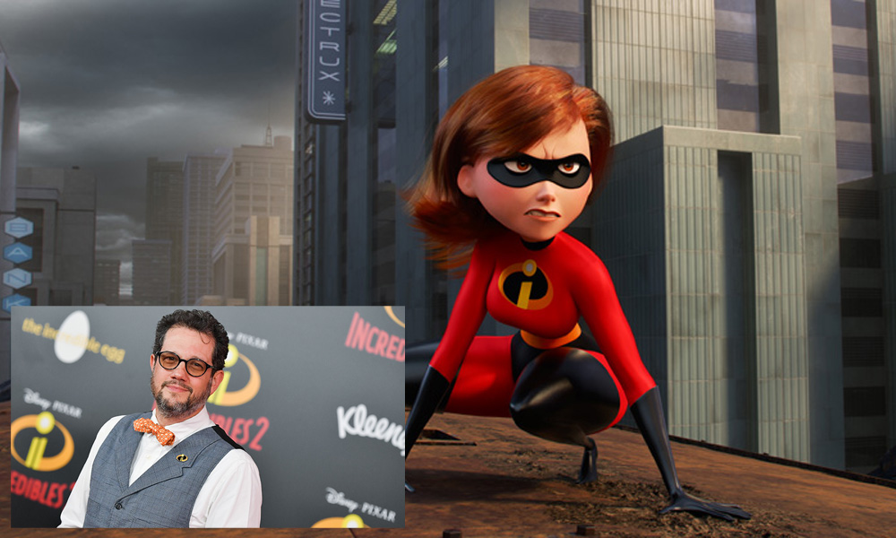 Incredibles 2, scored by Michael Giacchino