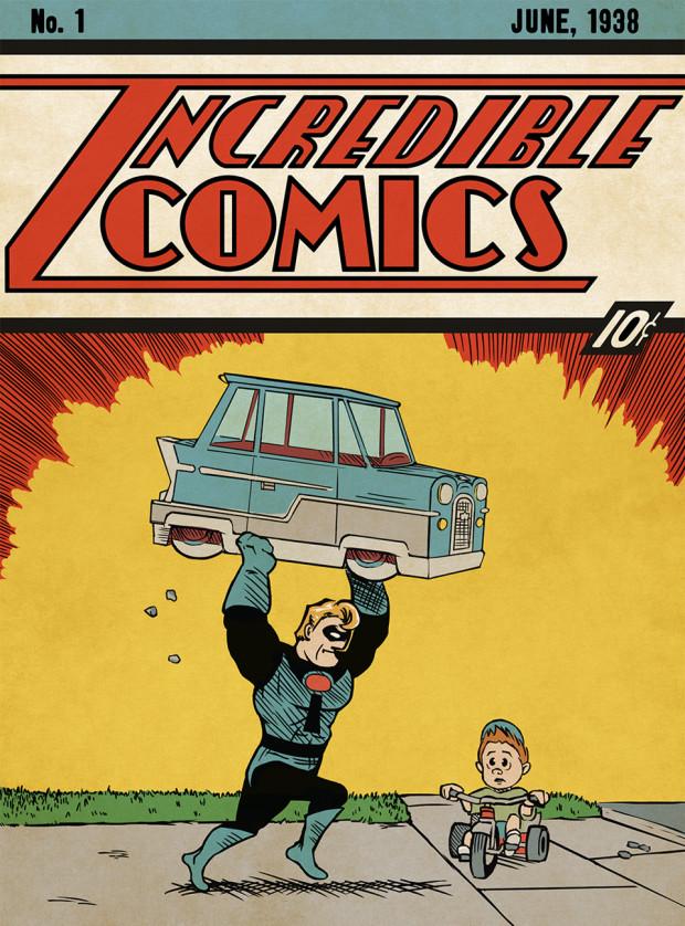 Incredible Comics