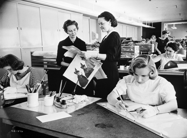 Ink & Paint: The Women of Walt Disney's Animation