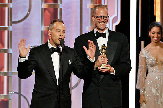 Inside Out Takes Animation Golden Globe