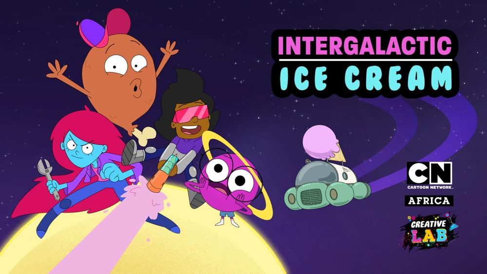 Intergalactic Ice Cream