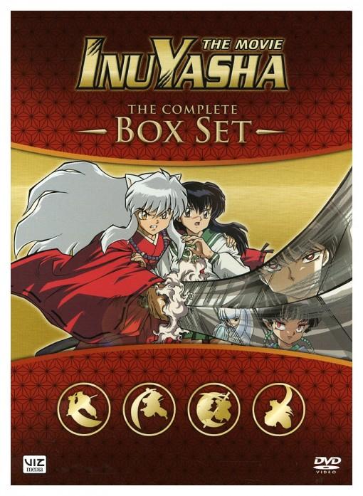 Inu-Yasha The Movie: The Complete Box Set