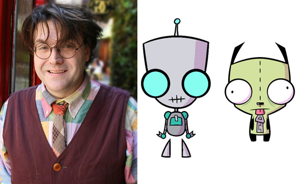 Rikki Simons voices GIR in Nickelodeon's INVADER ZIM: Enter the Florpus.