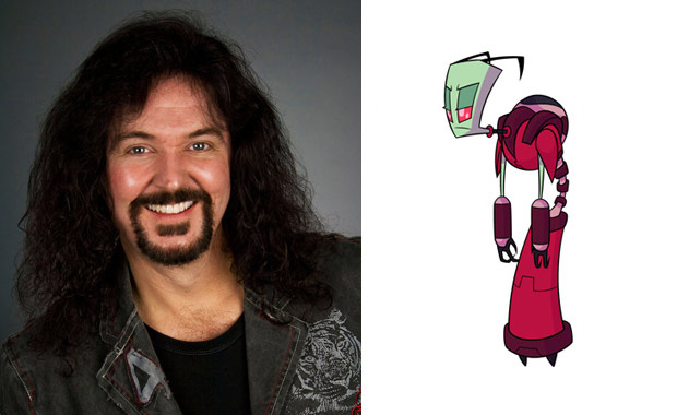 Wally Wingert voices Almighty Tallest Red in Nickelodeon's INVADER ZIM: Enter the Florpus.