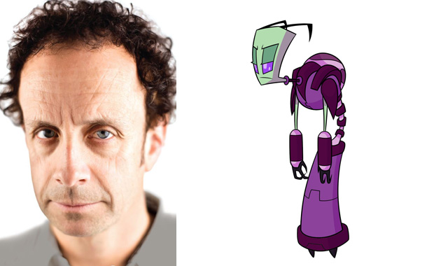 Melissa Fahn voices Gaz Membrane in Nickelodeon's INVADER ZIM: Enter the Florpus.