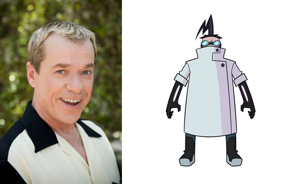 Rodger Bumpass voices Professor Membrane in Nickelodeon's INVADER ZIM: Enter the Florpus.
