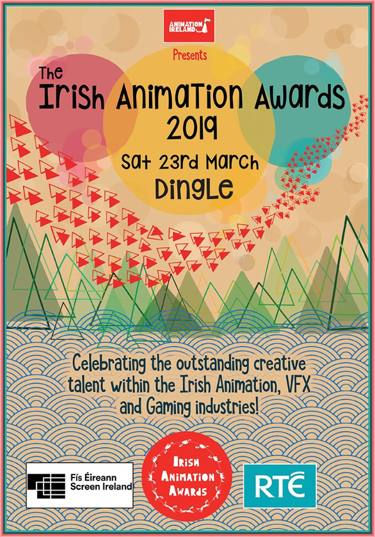 Irish Animation Awards 2019