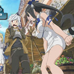 Is It Wrong to Try and Pick Up Girls in a Dungeon?