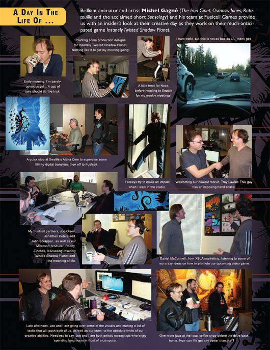 Animation Magazine April/May 2011 # 211