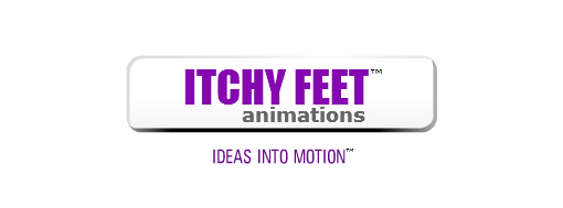 Itchy Feet Animations