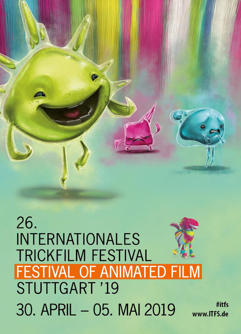 Int'l Festival of Animated Film Stuttgart 2019