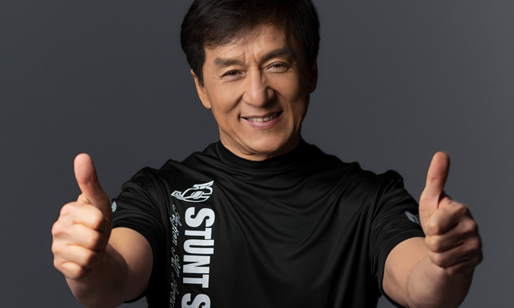 Jackie Chan to Produce...