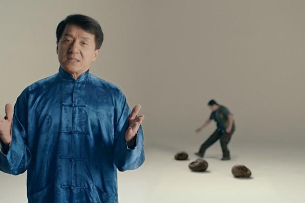Jackie Chan - Kung Fu Pangolin