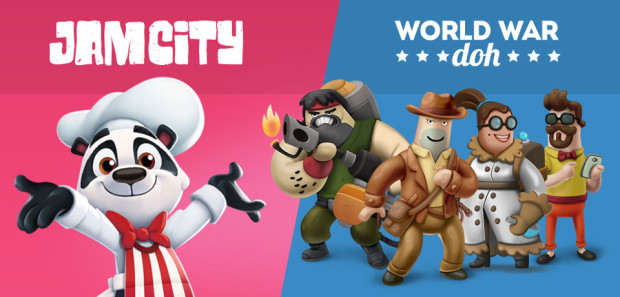 Jam City acquires World War Doh
