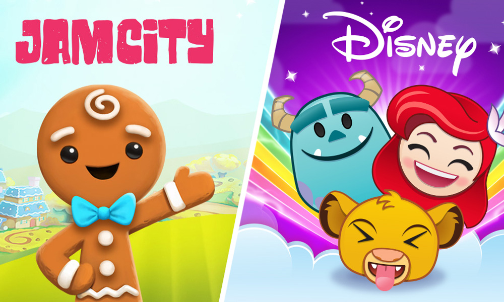 Jam City & Disney Announce Multi-Year Mobile Game Team-Up