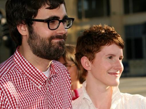 Jared and Jerusha Hess