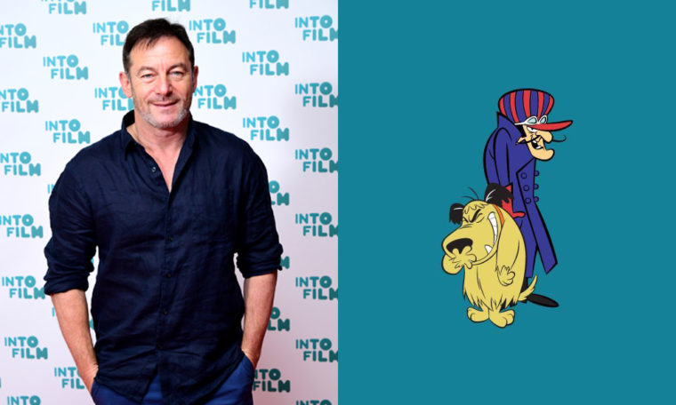 Jason Isaacs as Dick Dastardly