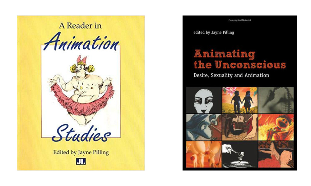 """""""A Reader in Animation Studies"""" and """"Animating the Unconscious: Desire, Sexuality, and Animation"""""""