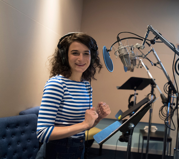 Muppet Babies Reboot: Jenny Slate to Voice the Iconic, Faceless 'Miss Nanny'