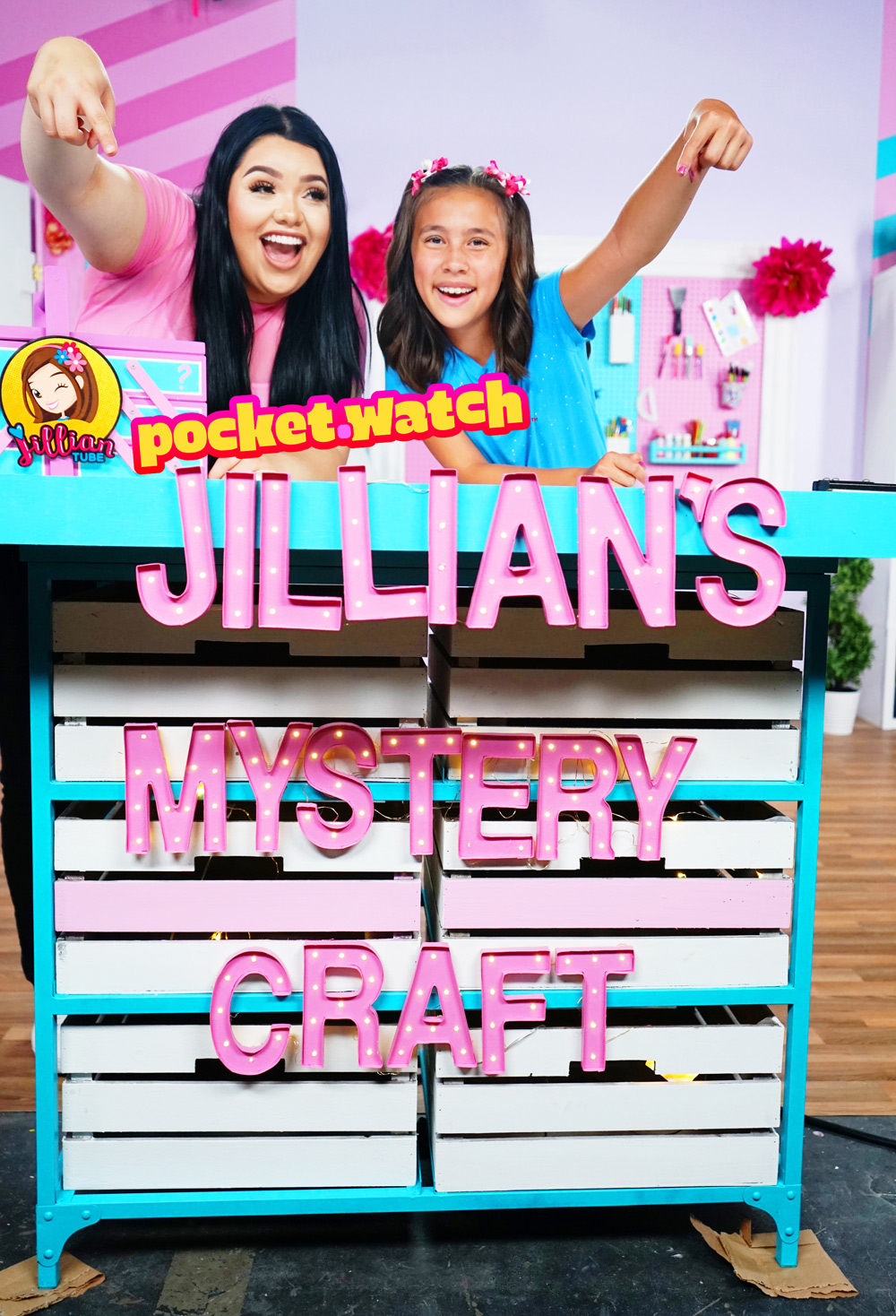 Jillian's Mystery Craft