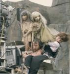 The Dark Crystal set photo