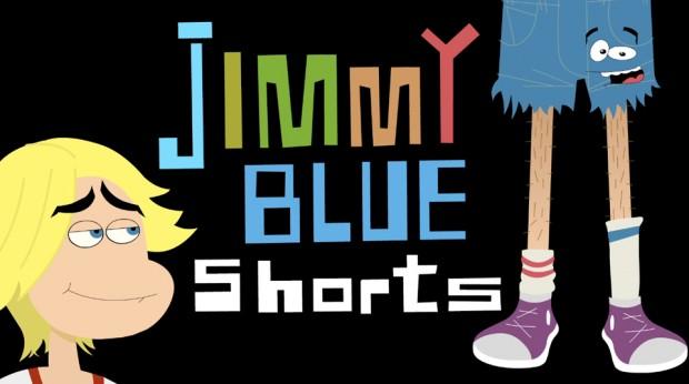 Jimmy Blue Shorts