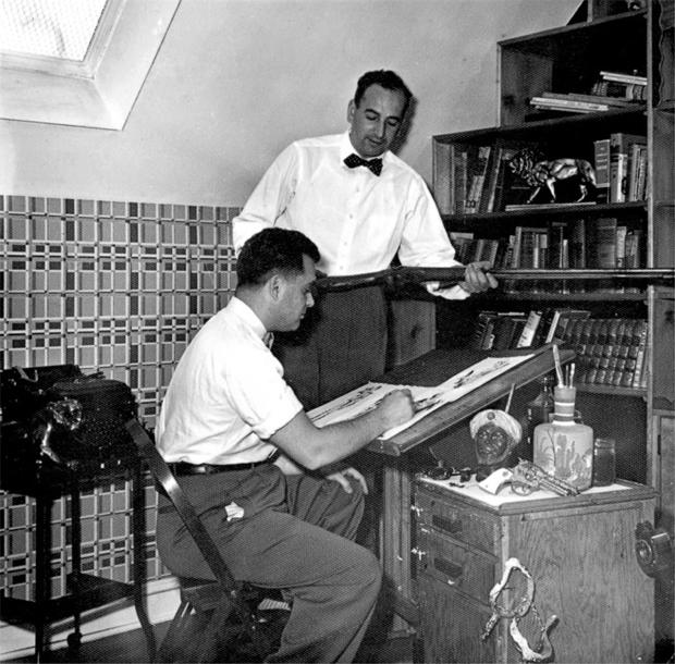 Jack Kirby and Joe Simon