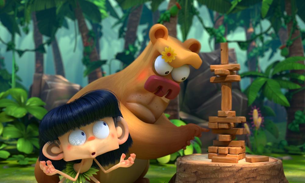 Jungle Box