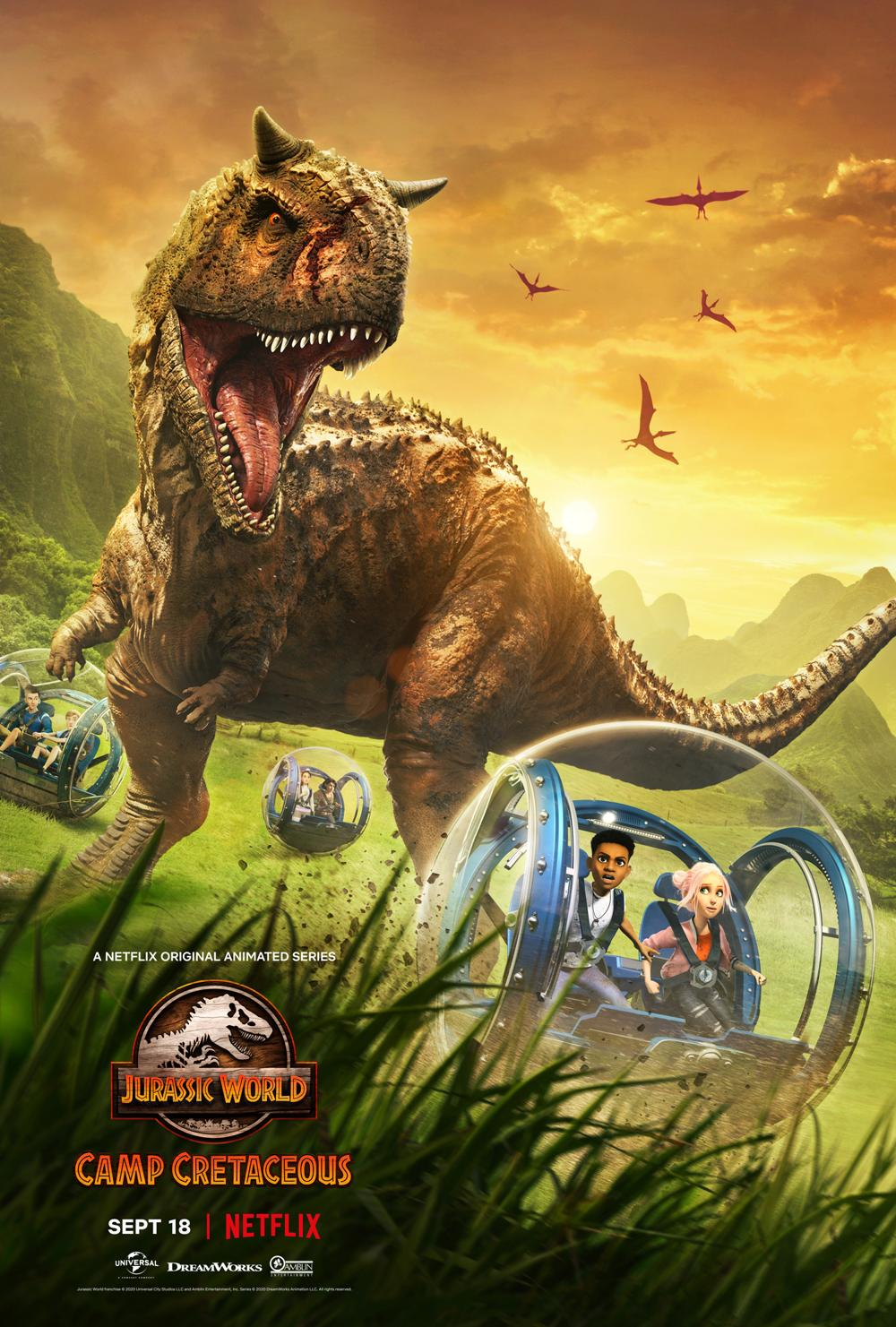 Jurassic World: Camp Cretaceous