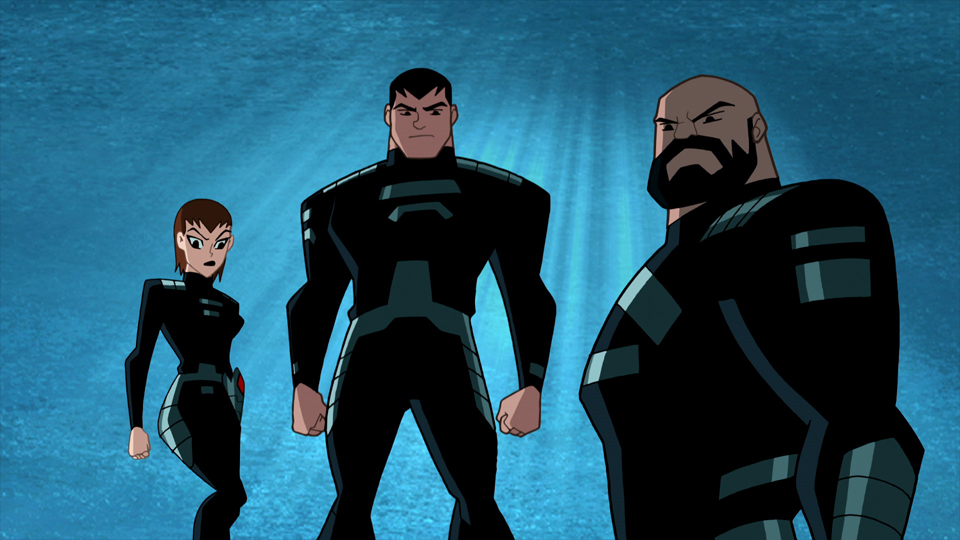 Clips & Pics: 'Justice League Action' Takes a Field Trip ...