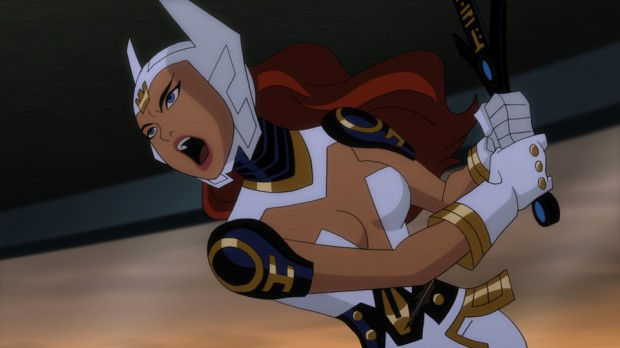Wonder Woman in Justice League: Gods and Monsters