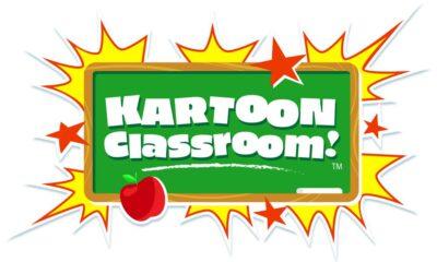 Kartoon Classroom