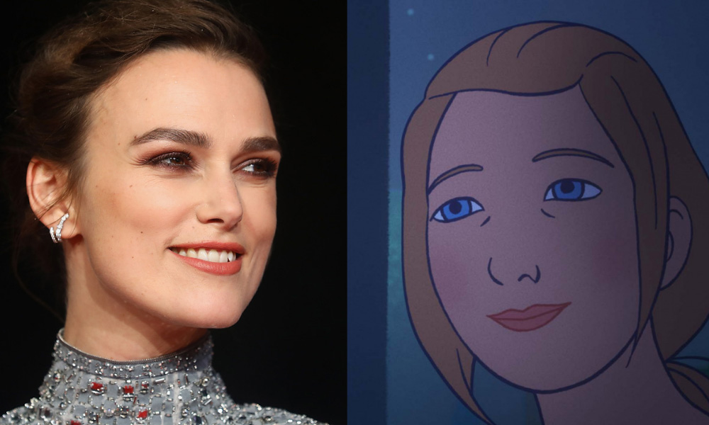 Keira Knightley [Photo: Getty Images] | Charlotte [January Films, Les productions Balthazar, Walking The Dog]