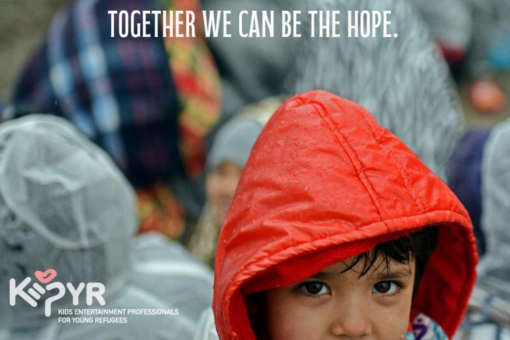 Together We Can Be the Hope