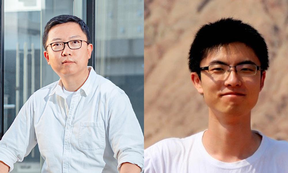 Kevin He and Libin Liu